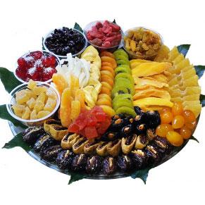 מגש פירות יבשים לטו בשבט