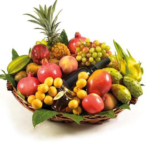 סלסלת פירות לערב החג
